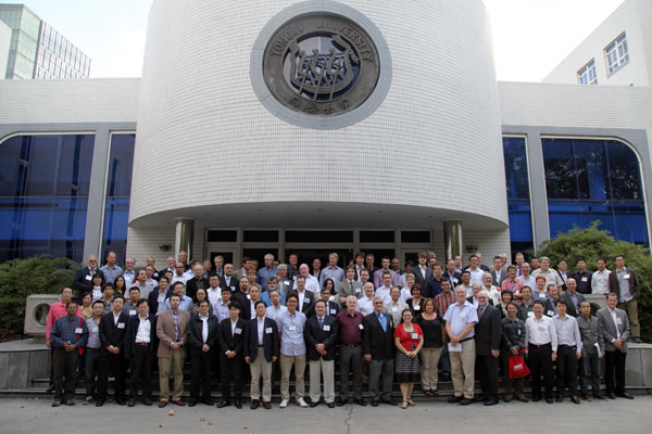 Photo of UMI2012 participants
